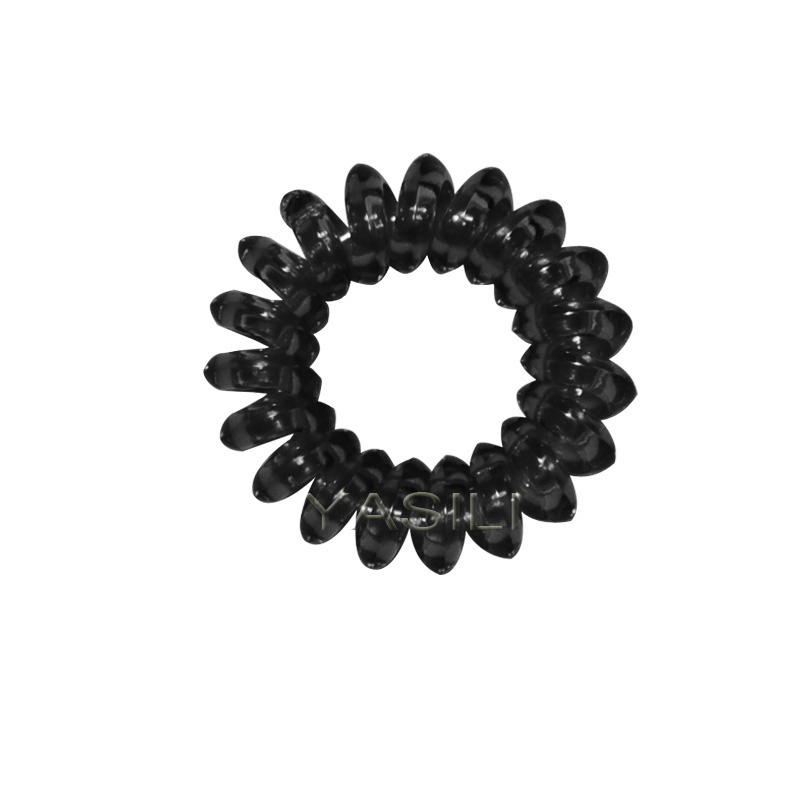 3A1-3.7CM Angular shape Color Series Original Traceless Hair Ring Gum Wholesale