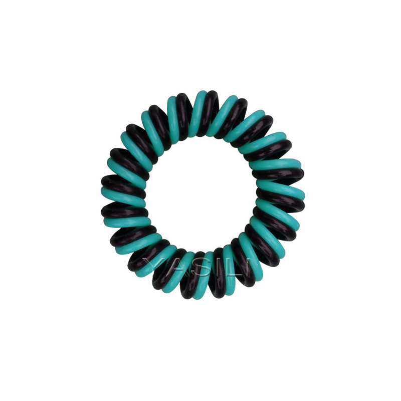 3T2-3.5CM Twister 2C Color Series Original Traceless Hair Ring Wholesale