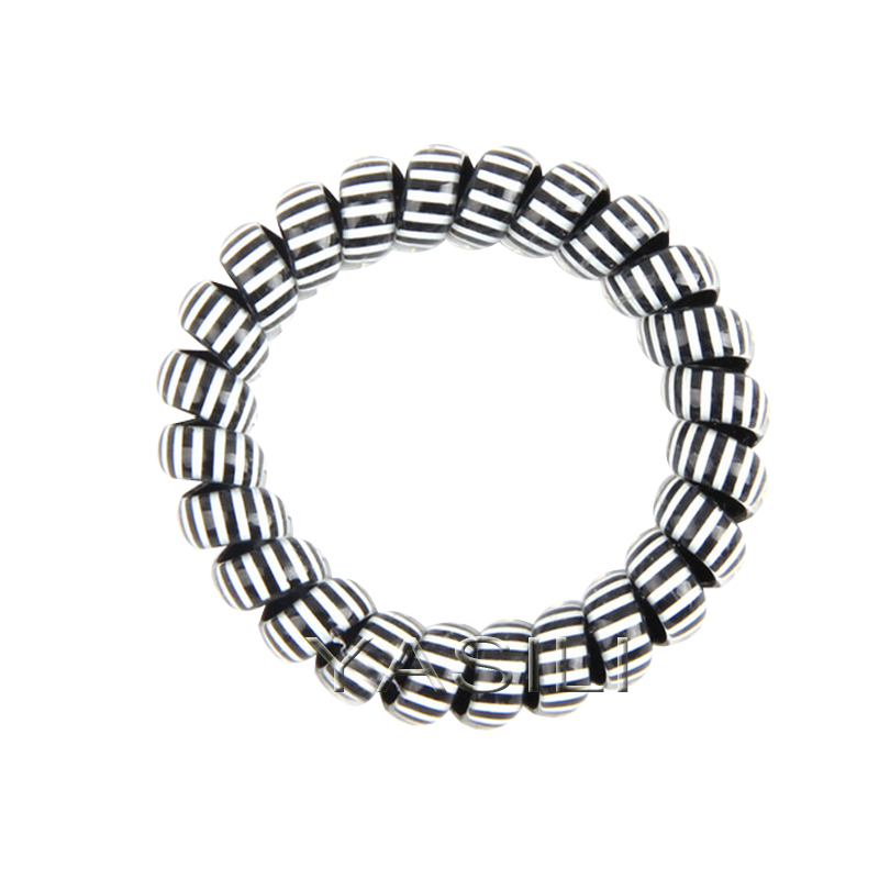5C1-5.5CM Color-printing Original Traceless Hair Ring Wholesale