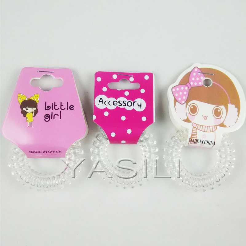 Q403-4.0CM Original Traceless Hair Ring Gum Wholesale