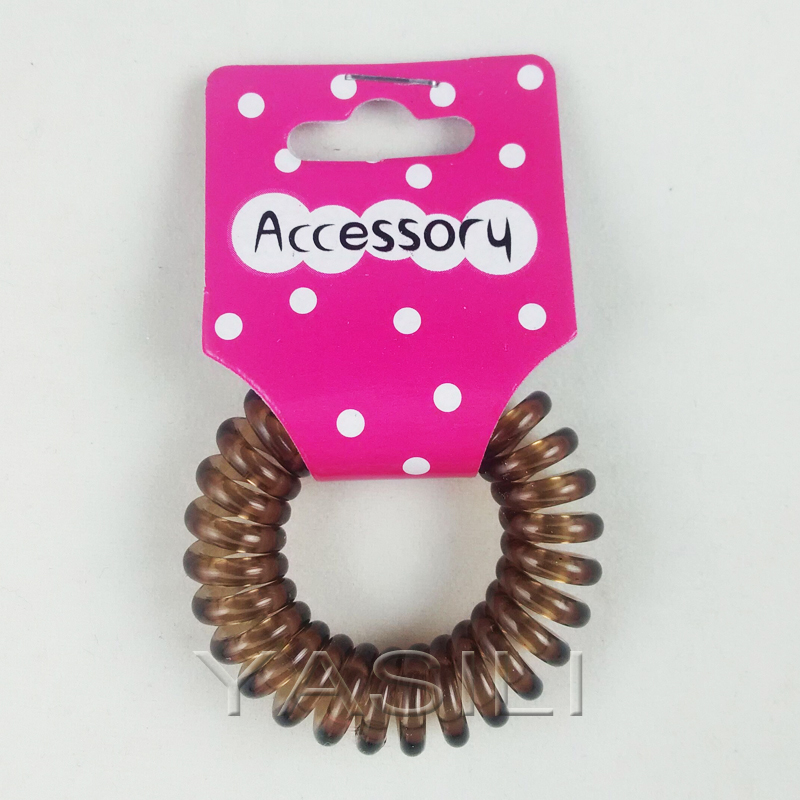 Q404-4.0CM Original Traceless Hair Ring Gum Wholesale