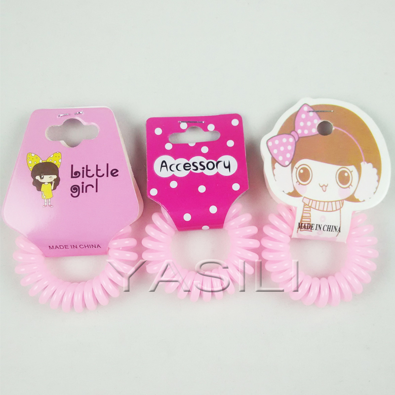 Q409-4.0CM Original Traceless Hair Ring Gum Wholesale